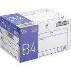 「カウコレ」プレミアム コピー用紙 タイプ2 スーパー高白色 B4 1箱
