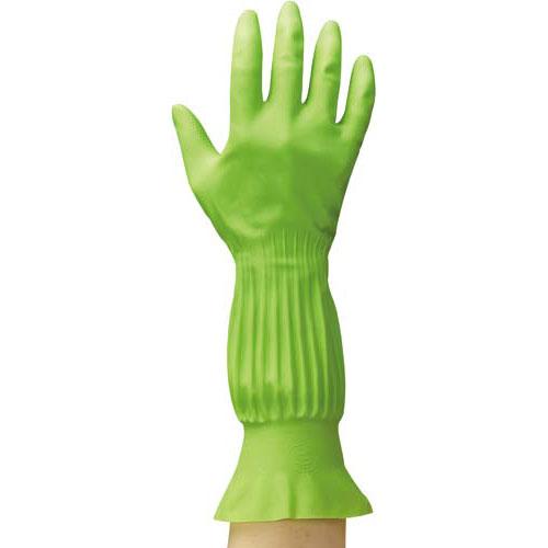 ダンロップHP 樹から生まれた手袋プリティーネ グリーンS