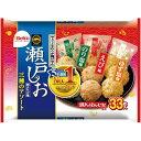 栗山米菓 瀬戸の汐揚げ三種のアソート 33枚入