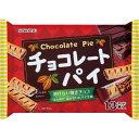 三立製菓 チョコレートパイ 13本入×3【six】