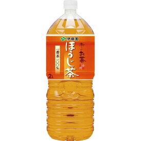 伊藤園 おーいお茶 ほうじ茶 2L 12本
