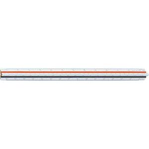 コクヨ 三角スケール竹芯 一般用 30cmJIS