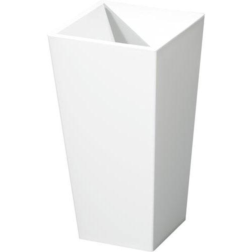 新輝合成 ユニード カクス S−36 ホワイト(ゴミ箱)