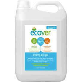 PAD エコベール 食器用洗剤 カモミール 5L