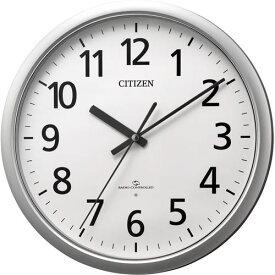 リズム時計工業 シチズン 高精度電波掛時計