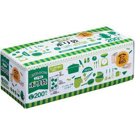日本技研工業 Pack Do!ポリ袋 L 200枚入×10
