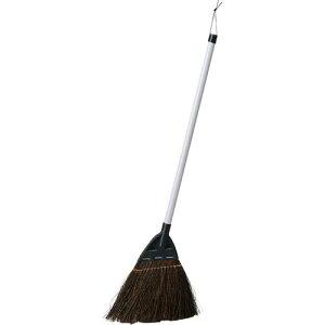 「カウコレ」プレミアム 砂利もほこりも掃ける玄関用ほうき 短柄10本