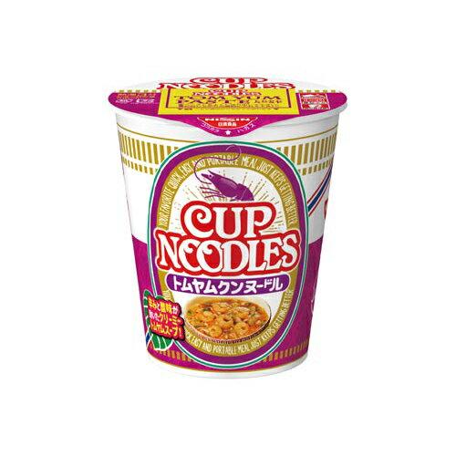 日清食品 カップヌードル トムヤムクンヌードル 12個