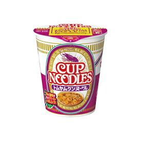日清食品 カップヌードル トムヤムクンヌードル 12個【1six】