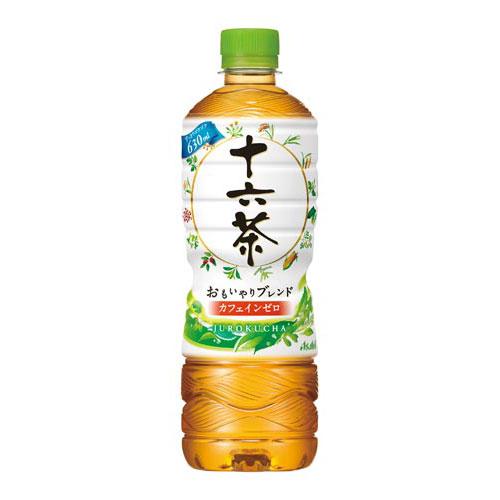 アサヒ飲料 アサヒ 十六茶 630ml 24本入