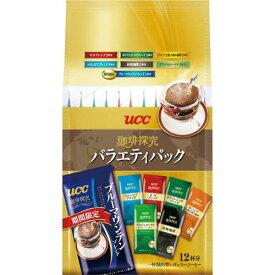 UCC UCC珈琲探究ドリップコーヒー12P×3