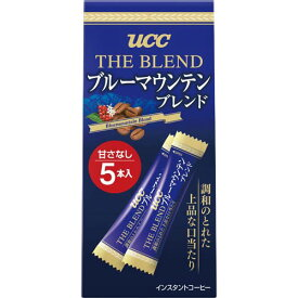 UCC UCCブルーマウンテンブレンドスティック5P