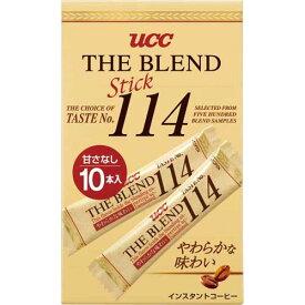 UCC ザ・ブレンド114スティック 10本