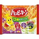 亀田製菓 ハッピーターン3種のアソート 3パック