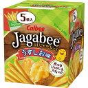 カルビー Jagabee うす塩味 5袋