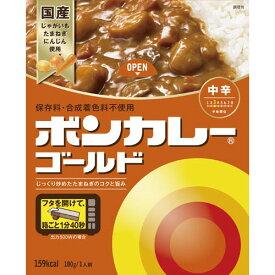 大塚食品 ボンカレーゴールド 中辛 10食入