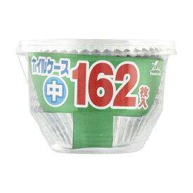 アドグッド HouseLab 徳用ホイルケース 丸型 中  1【取寄商品】