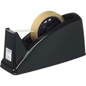 プラス テープカッター TC−101E ブラック 1個