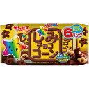 ギンビス しみチョココーン 22g 6パック