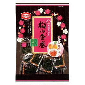 亀田製菓 梅の香巻16枚入