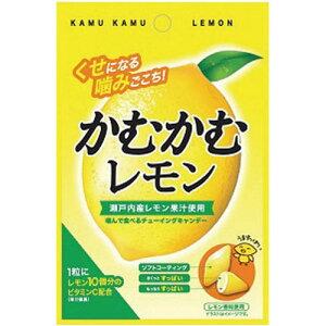 三菱食品 かむかむレモン 30g 10個