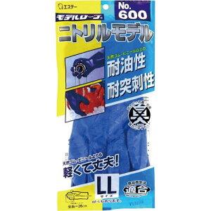 エステー No.600 ニトリルモデル LL