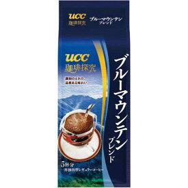 UCC UCCドリップコーヒーブルーマウンテンブレンド5P