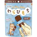 井村屋製菓 もっちりぷるんわらびもち 黒糖 7本