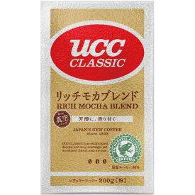 UCC UCC リッチモカブレンド 真空パック 200g