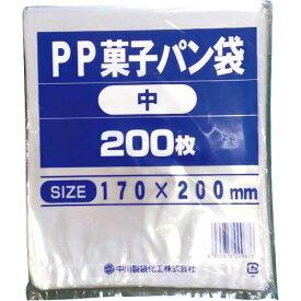 中川製袋化工 IPP袋菓子パン中