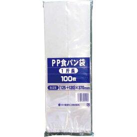 中川製袋化工 IPP袋食パン1斤長