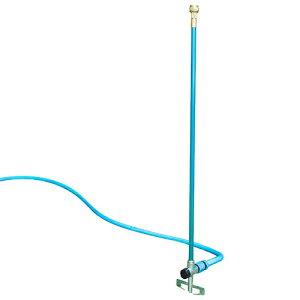 マラソンポイント最大43.5倍/セフティ−3 伸縮ガーデンミストクーラー 850-1550mm 内径12-15×外径20mmまで ブルー SGMC-5 スプリンクラー ミストシャワー 散水機 散水パーツ 散水ホース 噴霧 ガーデ