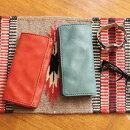 エルバマット革【RUCK長財布】ウォッシュ加工されたオシャレな長財布