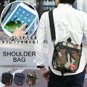 送料無料 ショルダーバッグ メンズ レディース ワンショルダーバッグ バッグ メッセンジャーバッグ タブレット iPad m…