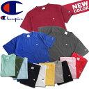 送料無料 Champion チャンピオン Basicシリーズ Tシャツ C3-H359 メンズ トップス 半袖Tシャツ チャンピオン 半袖 シ…