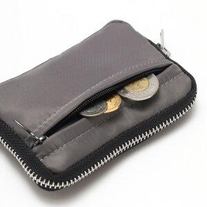7158cf744ede 送料無料撥水ナイロンミニ財布メンズレディース財布サイフさいふミニウォレットウォレットコイン