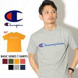 ChampionチャンピオンBasicシリーズTシャツC3-H374メンズトップス半袖Tシャツチャンピオン半袖シャツブランド