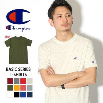 Champion Champion Basic series T shirt C3-H359 men's tops short sleeve T shirts champions short sleeve t-shirt brand ladies