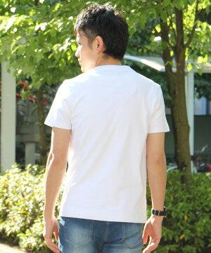 送料無料GoodwearグッドウェアポケットVネックTシャツメンズレディースvネック綿USAコットンカットソートップスインナーポケTtシャツゆったりシンプル無地ブランドカジュアル