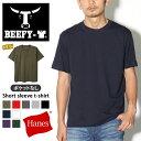 Hanes ヘインズ Tシャツ ビーフィー BEEFY-T 半袖Tシャツ スポーツウェア タグレス 半袖 メンズ レディース ユニセッ…