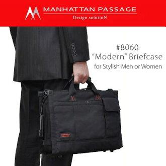 男子的MANHATTAN PASSAGE曼哈顿通道流行公文包商务手提包挎包mn8060