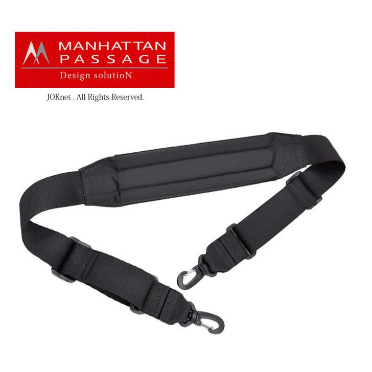 MANHATTAN PASSAGE マンハッタンパッセージ 210Dリップストップナイロンストレートショルダーストラップ ショルダーベルト 単品 メーカー取次