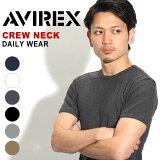 【即納】AVIREXアビレックスTシャツメンズ半袖クルーネック【あす楽対応】