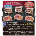 S5-ライブの山賊焼®パーティーセットミックス 【冷凍発送】