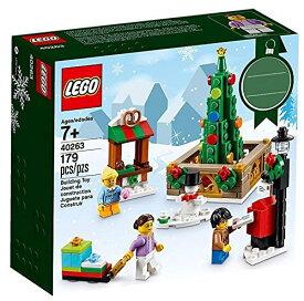 レゴ クリスマスタウンスクエア LEGO Christmas Town Square 40263