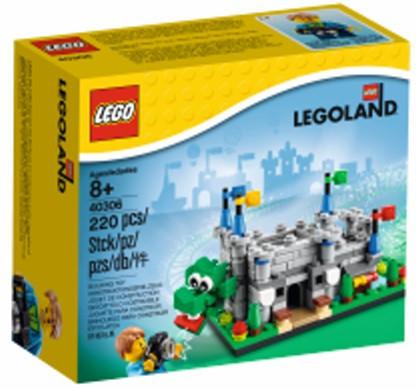 LEGO 【 レゴ レゴブロック ブロック マイクロレゴランドキャッスル グッズ 玩具 おもちゃ 人形 ミニフィギュア Micro LEGOLAND Castle 40306】