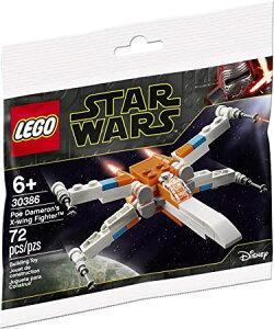 レゴ スターウォーズ ポー・ダメロンのXウイングファイター ミニセット LEGO STAR WARS Poe Dameron's X-wing Fighter 30386