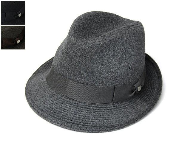 """帽子【アウトレットA】 日本製""""Borsalino(ボルサリーノ)""""アンゴラ中折れ帽[BS185][ハット] 【あす楽対応】[大きいサイズの帽子アリ]【コンビニ受取対応商品】"""