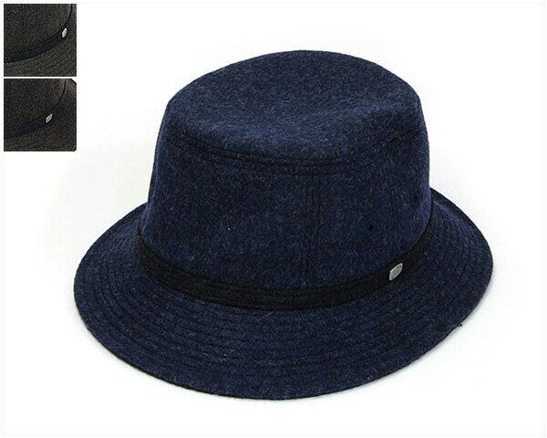 """帽子【アウトレットA】 日本製""""Borsalino(ボルサリーノ)"""" フラノサハリハット[BS398][ハット] 【あす楽対応】[小さいサイズあり]【コンビニ受取対応商品】"""