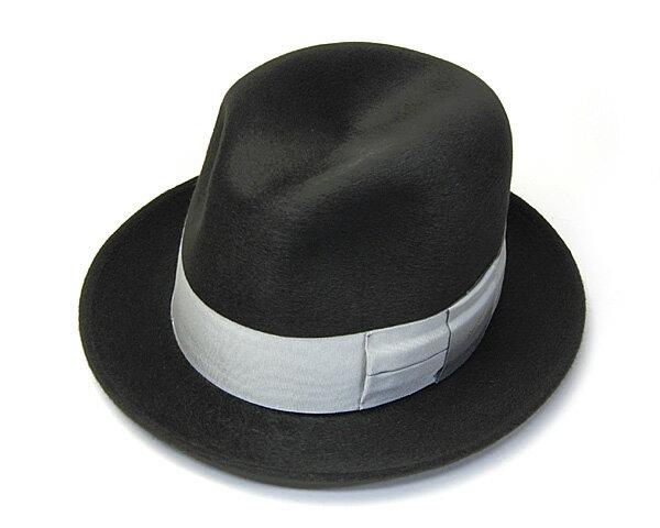 """帽子 イタリア製""""Borsalino(ボルサリーノ)""""ファーフェルト中折れ帽[ハット] 【あす楽対応】[大きいサイズの帽子アリ]【コンビニ受取対応商品】"""